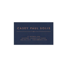 Shop Calling Cards at Fine Stationery