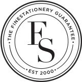 The FineStationery Guarantee