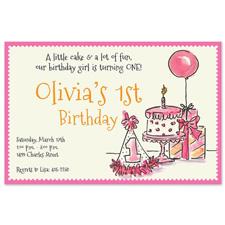 Shop 1st birthday at Fine Stationery