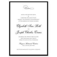 Shop Party Invitations at Fine Stationery