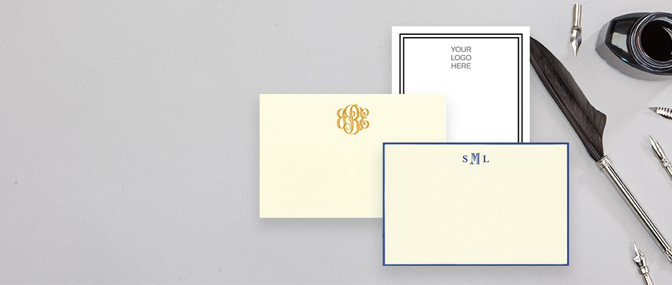 Shop Correspondence Cards at Fine Stationery