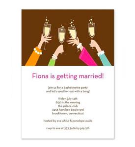 Shop Engagement Party Invitations