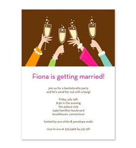Shop Engagement Party Invitations