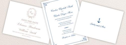 Lolo Lincoln Wedding Invitations