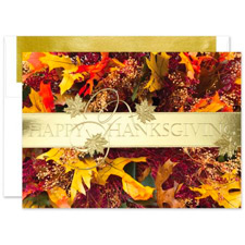 Shop Thanksgiving Cards at Fine Stationery