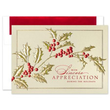 Shop Christmas Greeting Cards at Fine Stationery