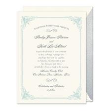 Shop Vintage Wedding Invitations at Fine Stationery