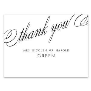 Shop Thank You Cards at Fine Stationery