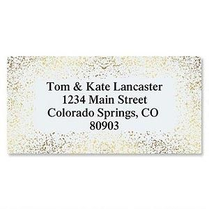 Shop Wedding Address Labels at Fine Stationery